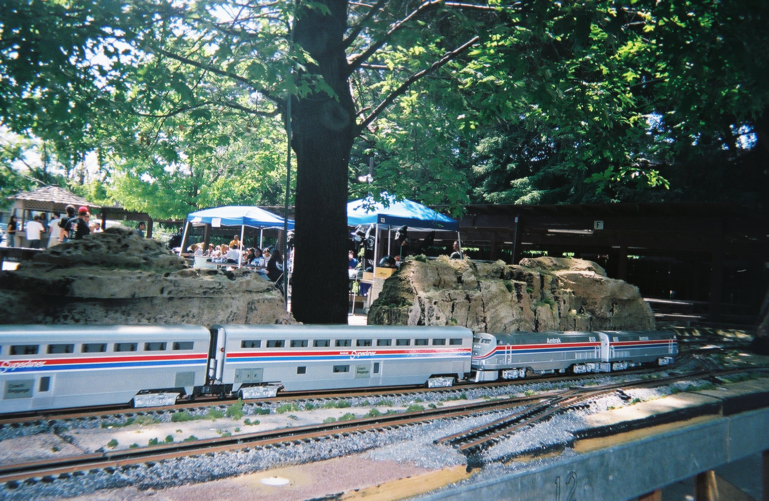 #  Amtrak Outdoors at the Elks