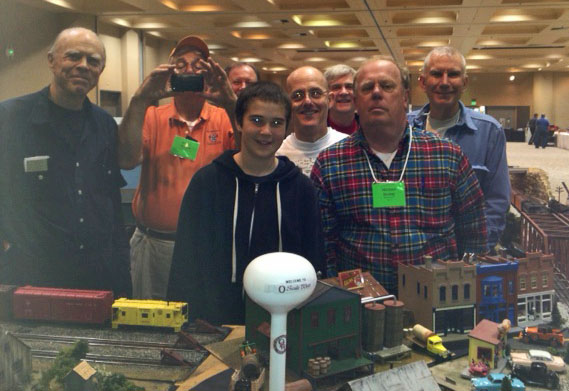 2013 O Scale West Show